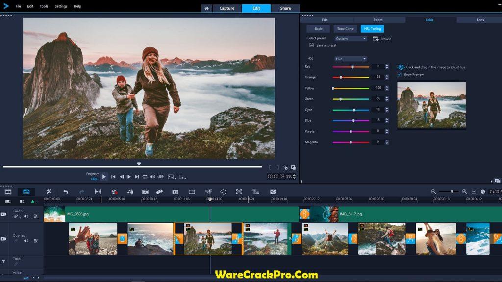 Corel VideoStudio 2020 Crack