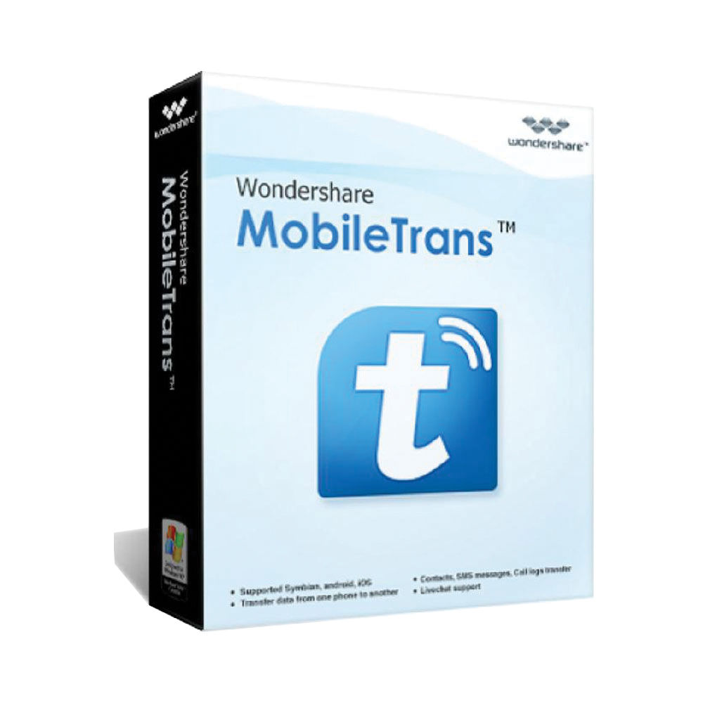 wondershare mobiletrans 破解