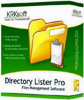 Directory Lister Enterprise Keygen