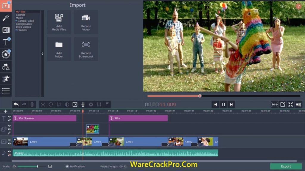 Movavi Video Editor Activation Key Working 100%