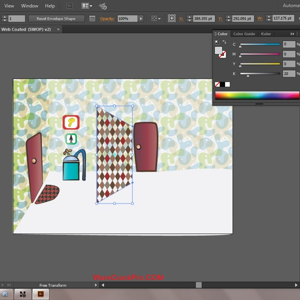 Adobe Illustrator CC 2020 Serial Number