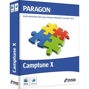 Paragon CampTune Crack for Mac
