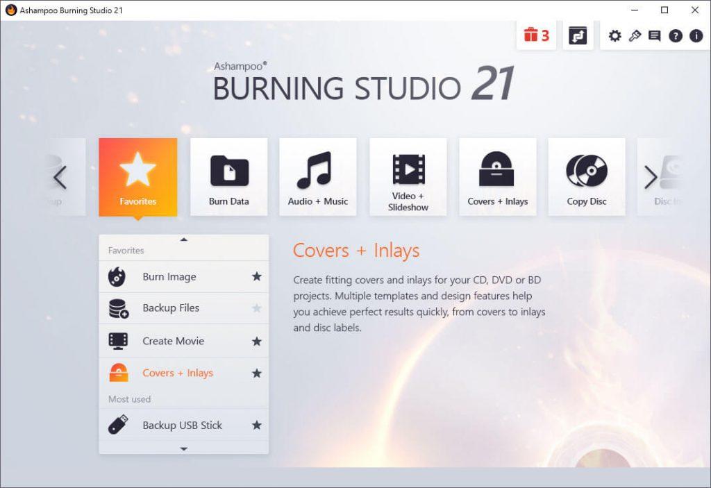 Ashampoo Burning Studio Activation Key